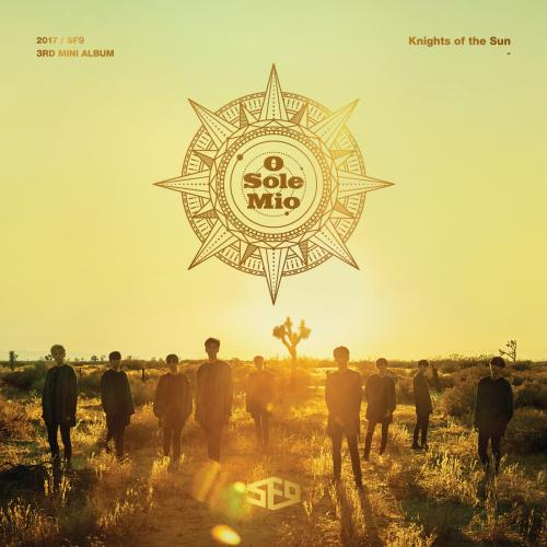 3rd Mini Album Knights of the Sun