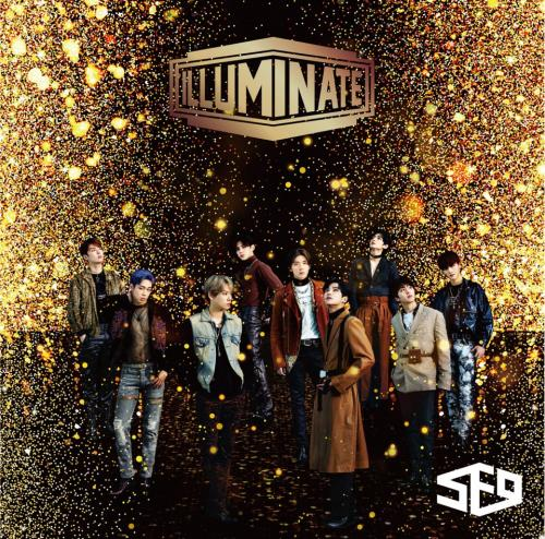 JAPAN 2nd AL「ILLUMINATE」通常盤(CD)